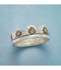 sundance catalog women's queen bee ring 9