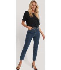 trendyol mom-jeans - blue