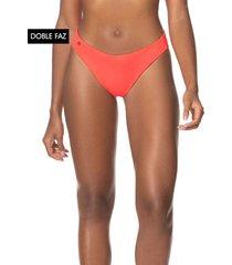 traje de baño pantie coral-multicolor maaji swimwear sublimity classic
