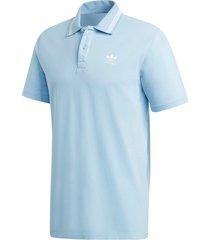 pikétröja trefoil essentials polo shirt