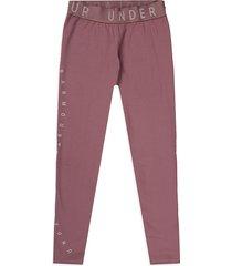 leggings palo rosa under armour favorite graphic