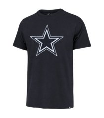 '47 brand dallas cowboys men's knockout fieldhouse t-shirt