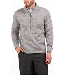 liv outdoor fleece pullover sweater