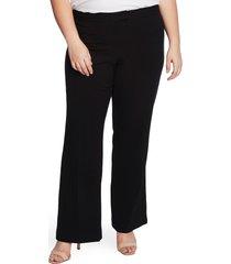 plus size women's vince camuto wide leg trousers