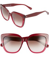 women's kate spade new york 55mm kiyannas cat eye sunglasses -