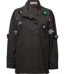 allessia zomerjas dunne jas groen custommade