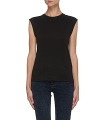 le mid rise' muscle t-shirt