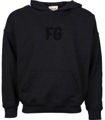 everyday fg hoodie black