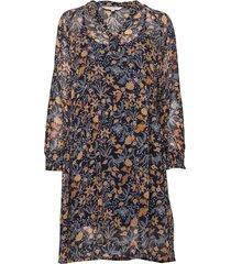 abira dr korte jurk multi/patroon part two