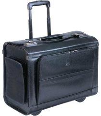 mancini business collection wheeled laptop catalog case
