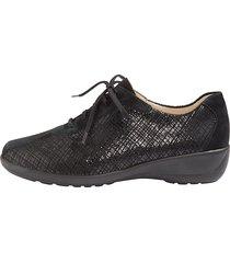 skor goldkrone svart