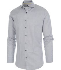 blue industry shirt wit