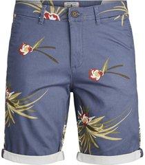 jack & jones men's tropical bowie shorts