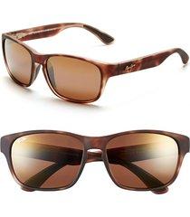 men's maui jim 'mixed plate - polarizedplus2' 58mm sunglasses -