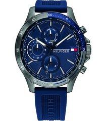 reloj azul tommy hilfiger 1791721 - superbrands