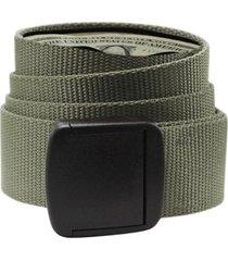 cinturon hombre t-lock belt olive verde doite