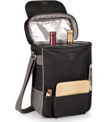 legacy by picnic time duet wine & cheese tote