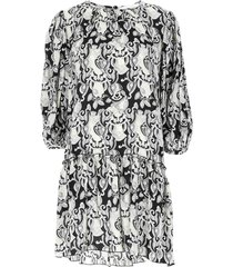 see by chloé see by chloé floral print dress
