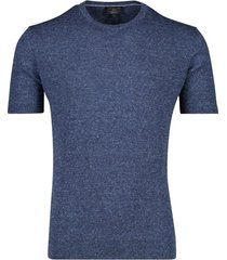 t-shirt donkerblauw gemeleerd cavallaro ascanio
