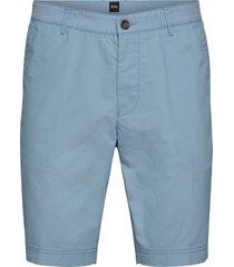 slice-short shorts chinos shorts blå boss
