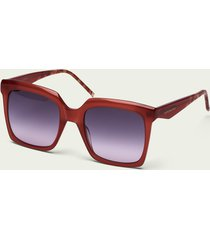 scotch & soda holly - oversized square sunglasses