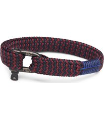 pig & hen men's sharp simon bracelet