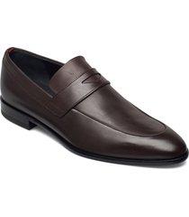 appeal_loaf_bupe loafers låga skor brun hugo
