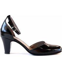 zapato negro briganti mujer adelaida