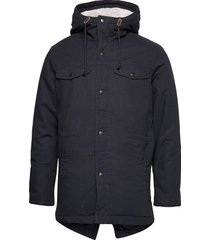 pktakm sean parka jacket parka jas zwart produkt