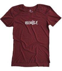 camiseta longline stoned gold humble masculina
