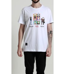 camiseta chaves fight 8bits