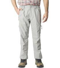 pantalón outdoor multibolsillo gris kannú