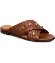 sandals 4143 shoes summer shoes flat sandals brun billi bi