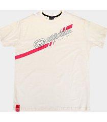 camiseta ecko plus size brand masculina - masculino