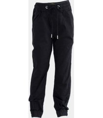pantalon  jogger negro family shop