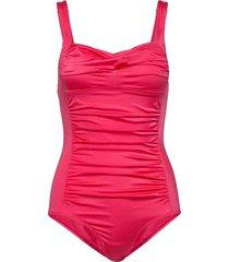 sunset dreams ocean bs baddräkt badkläder rosa hunkemöller