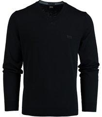 hugo boss pullover pacello v-hals rf 50427356/402