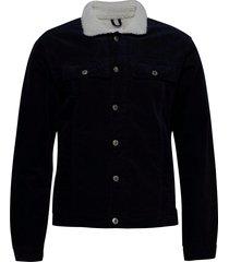 corduroy jacket jeansjacka denimjacka blå lindbergh