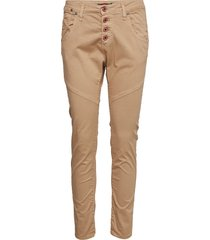 retro old classic cotton slimmade jeans beige please jeans