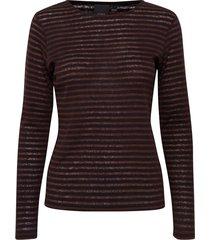 ichi t-shirt 20109702 bruin