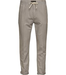 warren- chic beach pant casual byxor vardsgsbyxor beige scotch & soda