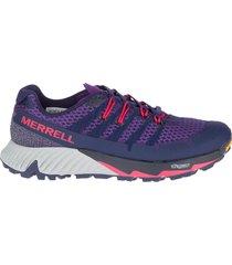zapato azul merrell mujer j16608-csk
