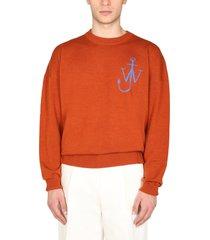 j.w. anderson merino wool sweater