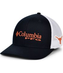 columbia texas longhorns pfg stretch cap