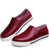 slip on loafers da donna impermeabile antiscivolo
