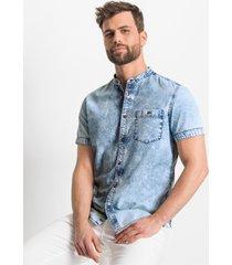 jeans overhemd, slim fit