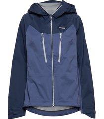 cecilie 3l jkt outerwear sport jackets blå bergans