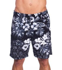 bermuda long island floral masculina