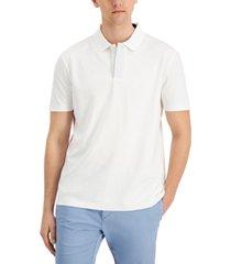 hugo men's dekok212 infinity polo shirt