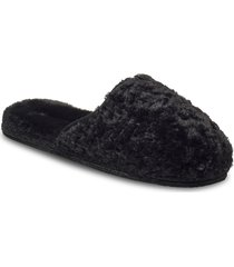 woms sabot clog slippers tofflor svart tamaris